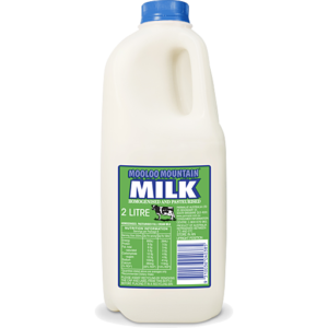 2L Full Cream Milk